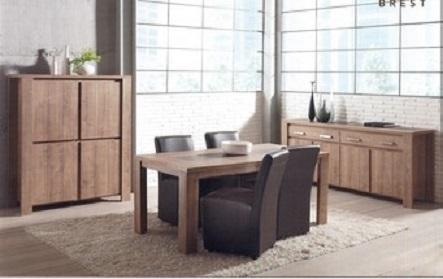 salle a manger brest mobilier confort. Black Bedroom Furniture Sets. Home Design Ideas