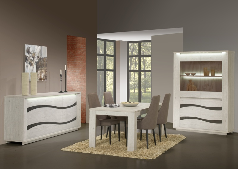 salle a manger jonas mobilier confort. Black Bedroom Furniture Sets. Home Design Ideas