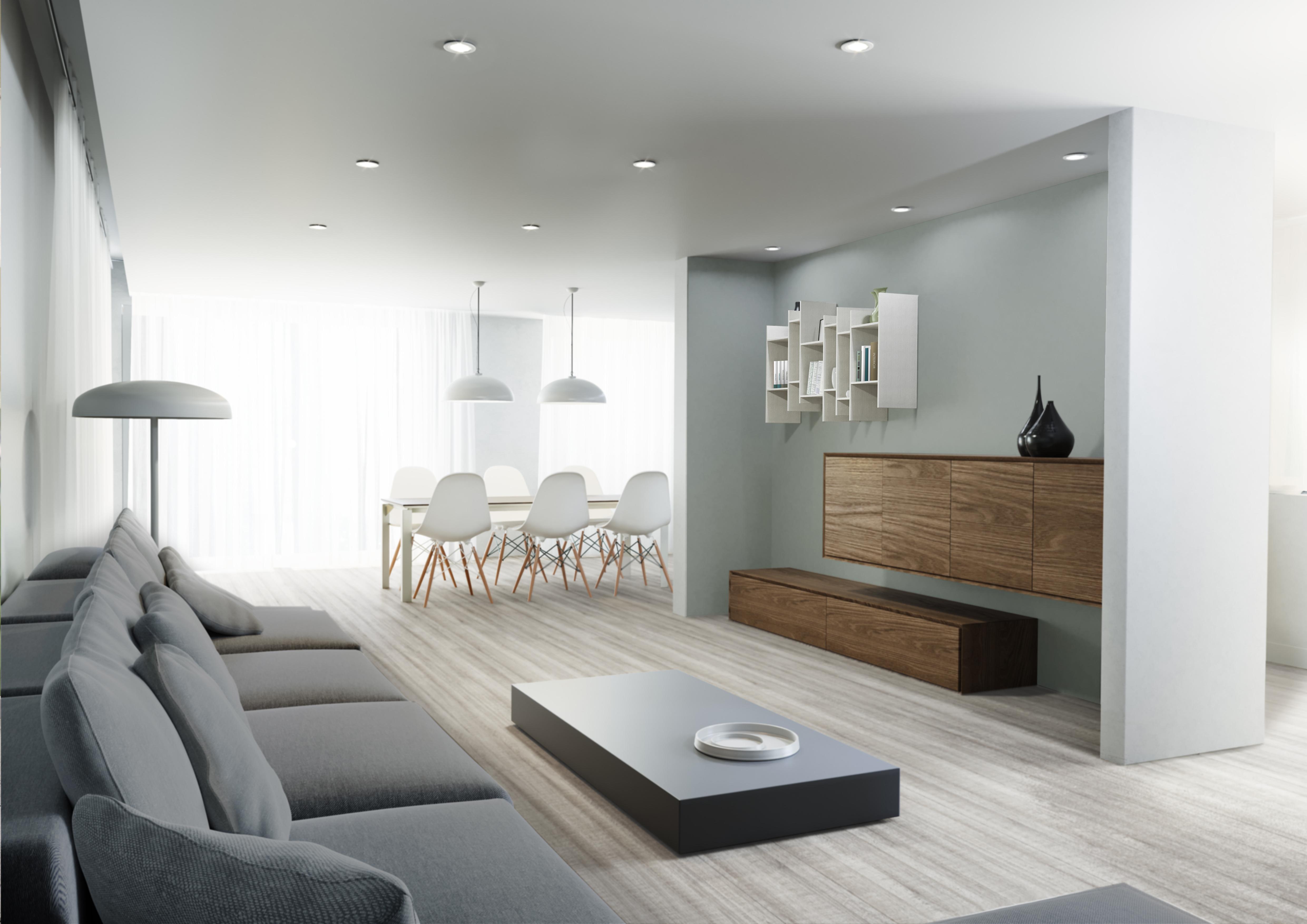 Meuble tv edge mobilier confort for Meuble salon a composer